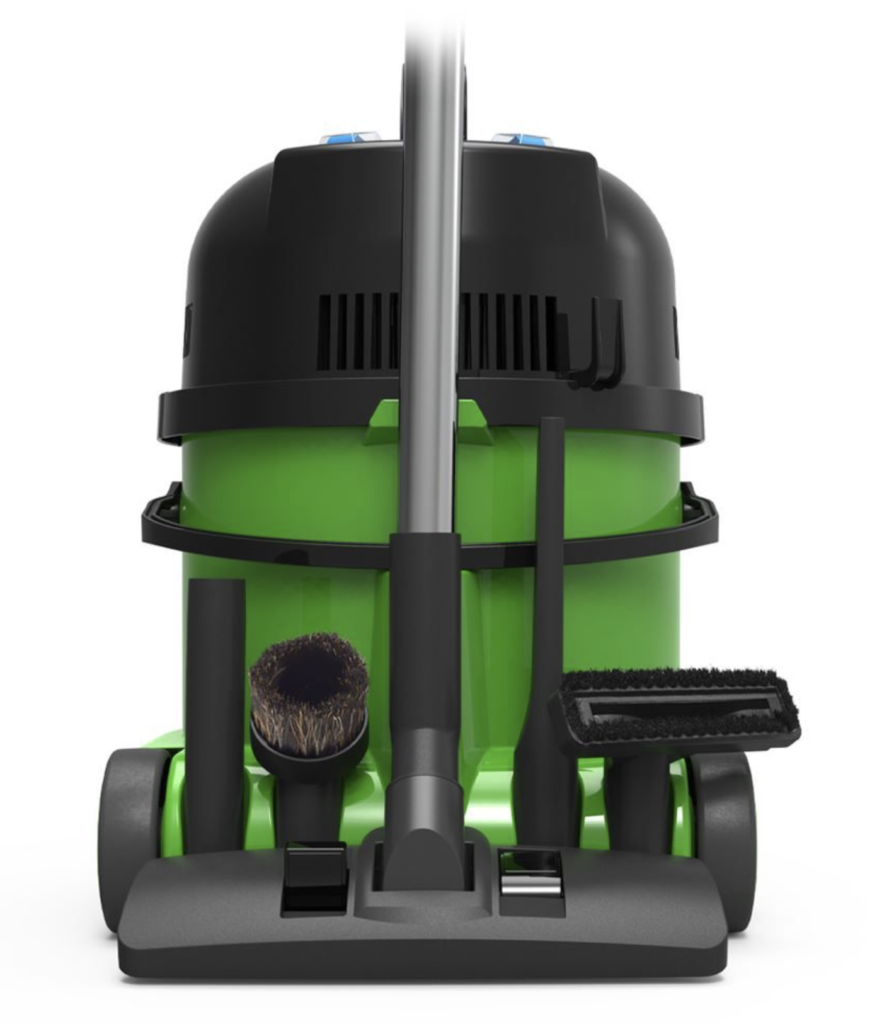 Sproei-extractiemachine George GVE372-2 groen met kit A26A