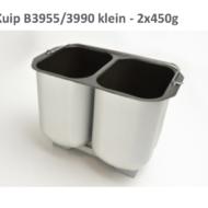 DOMO KUIP KLEIN MODEL DUBBEL- B3955 - B3955-2