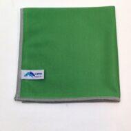 Microvezel Glas & Vensterdoek Silky groen
