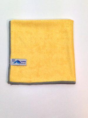 Flipper Microvezeldoeken Nivo 4 stuks Geel 40 x 40 cm.