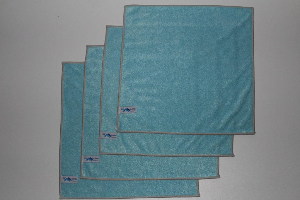 blauw wonderdoekje