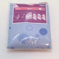 Strijkplankovertrek T2 blauwe bol 5 lagen