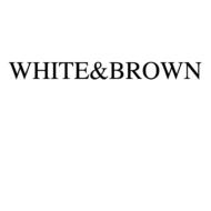 WHITE&BROWN