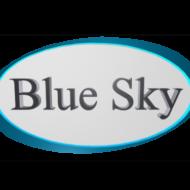 Bleu sky