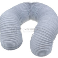 ELECTROLUX - LUCHTAFVOER PVC WIT - 3MTR - Ø102MM