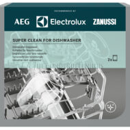 ELECTROLUX - SUPER CLEAN VAATWASSER ONTVETTER (2 ZAKJES)