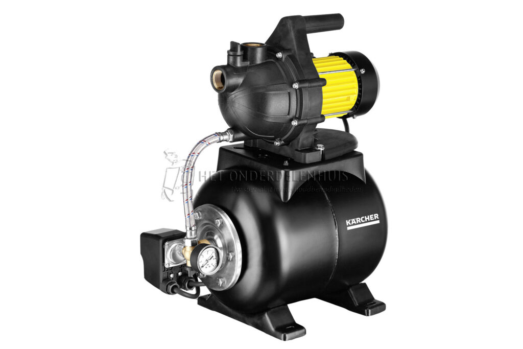 KARCHER - BP 3 HOMEHYDROFOORPOMP DRUKVAT (3,6 BAR / 19 L)