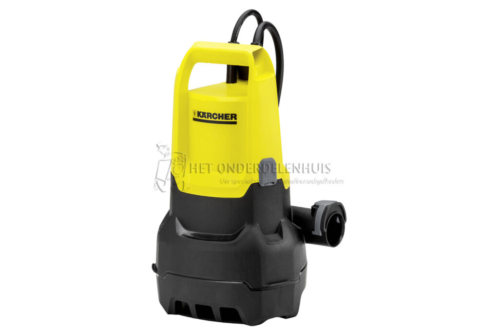KARCHER - SP 5 DIRTDOMPELPOMP VUILWATER - 9500LTR