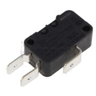 MICROSWITCH -DROOGKAST 3 CONTACTEN - 12A