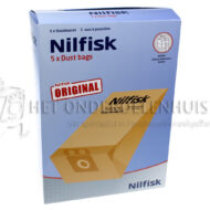 NILFISK - PAPIEREN STOFZAKKEN BUSINESS+ (5)- FAMILY+/BUSIN