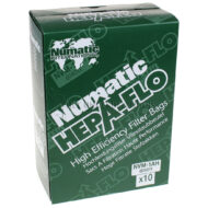 NUMATIC - STOFZAK NUMATIC HEPA-FLO 6 LITER COMPACT (10STUKS) NVM1AH