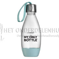 SODASTREAM - SODASTREAM MY ONLY BOTTLE 500ML ICY BLUE