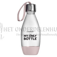 SODASTREAM - SODASTREAM MY ONLY BOTTLE 500ML PINK BLUSH