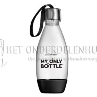 SODASTREAM - SODASTREAM MY ONLY BOTTLE 500ML ZWART