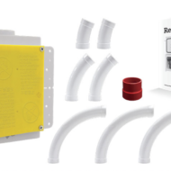 Retraflex ll installatie materiaal